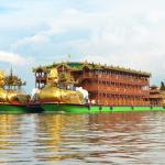 Mandalay Karaweik Mobile Hotel, Mandalay