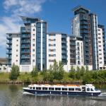 Waterside Apartments,  Cardiff