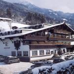 Hotel Schwarzer Adler, Hippach