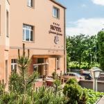 Hotel Giovanni Giacomo, Teplice