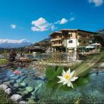 酒店图片: Alpengarni Hotel Pension Auwirt, 奥拉赫贝奇布黑