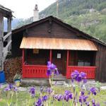 Hotel Pictures: Möblierte charmante Wohnung in den Walliser Alpen, Zeneggen