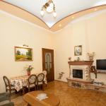Lystopad Apartments, Lviv