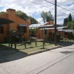 Los Zarzos, Mina Clavero