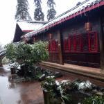 Emei Banshanju Courtyard, Emeishan