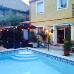 Chez Martine - Côté Piscine, Carcassonne