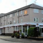 Falcon Hotel, Farnborough