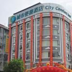 City Comfort Inn Laibin Binjiang Road, Laibin