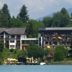 Hotel Pictures: Seehotel Ressmann, Drobollach am Faakersee