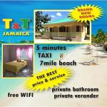 T&T - Tatty and Tony Guesthouse, Negril