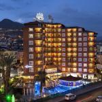 Villa Moonflower Aparts & Suites, Алания