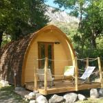 Les Cabanes du Martagon, Villars-Colmars