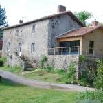 Le Moulin Moreau,  Saint-Pierre-des-Échaubrognes