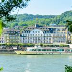 Hotel Pictures: Bellevue Rheinhotel, Boppard