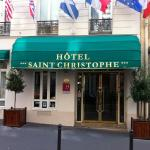 Hotel Saint Christophe, Paris