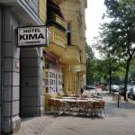 Hotel Pension Kima, Berlin