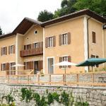 La Villa degli Orti, Borgo