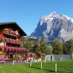 Chalet- Restaurant Bodenwald, Grindelwald