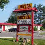 The Silver Birch Motel, Goderich