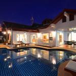 Grand Condo Jasmine Pool Villa, Pattaya South