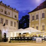 Hotel Zatkuv dum, České Budějovice