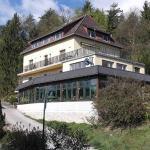 酒店图片: Landhaus Waldfrieden, 拉斯尼茨霍