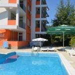 Abelia Apartments, Sunny Beach