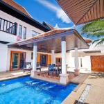 Tropicana Pool Villa, Jomtien Beach