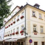 U Zlatych nuzek, Prague