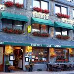 Фотографии отеля: Hotel Du Midi, Ла-Рош-ан-Арден