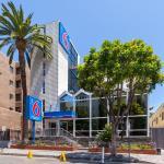 Motel 6 Hollywood,  Los Angeles