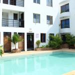 Rock Galana Holiday Apartments, Diani Beach