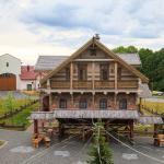 Hotel Pictures: Agro Turisticheskiy kompleks Nanosy, Borovyye