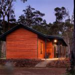 酒店图片: Island Brook Estate Winery and Chalets, Metricup