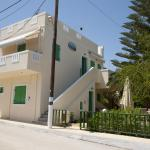 Mirtini Apartments, Myrtos
