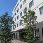 Okawa Riverside Hotel, Ōkawa