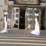 Hamlet Hotel, Bacău