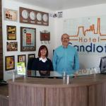 Hotel Candiota, Candiota