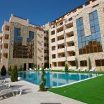 Apartment Emerald Paradise, Sunny Beach