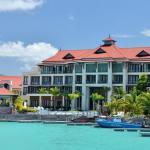 Eden Bleu Hotel, Eden Island