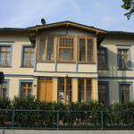 Villa Albus, Ahlbeck
