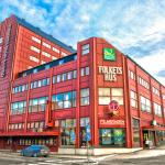 Quality Hotel Sundsvall, Sundsvall