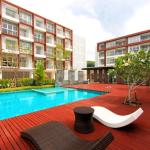 Krabi Villa Pool Apartment,  Klong Muang Beach