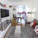 Appartement calme pour 4 pers Parc Montsouris,  Paris
