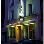 Hôtel Montsouris Orléans, Paris