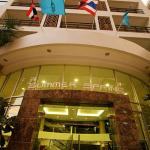 Summer Spring Hotel,  Pattaya Central