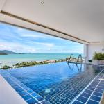 Serene Penthouse - Exclusive Luxury Penthouse, Choeng Mon Beach