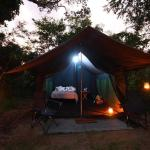 Moonstone Camp, Udawalawe