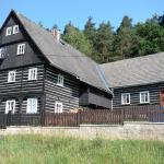 Hotel Pictures: Roubenka U Lesa, Újezd