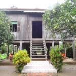 Vorn Sokvanney Homestay at Trong Island,  Kratie